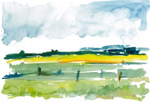 Holsteinische Landschaft