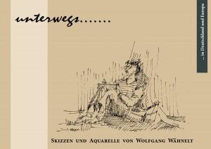Reiseskizzen-Deckblatt