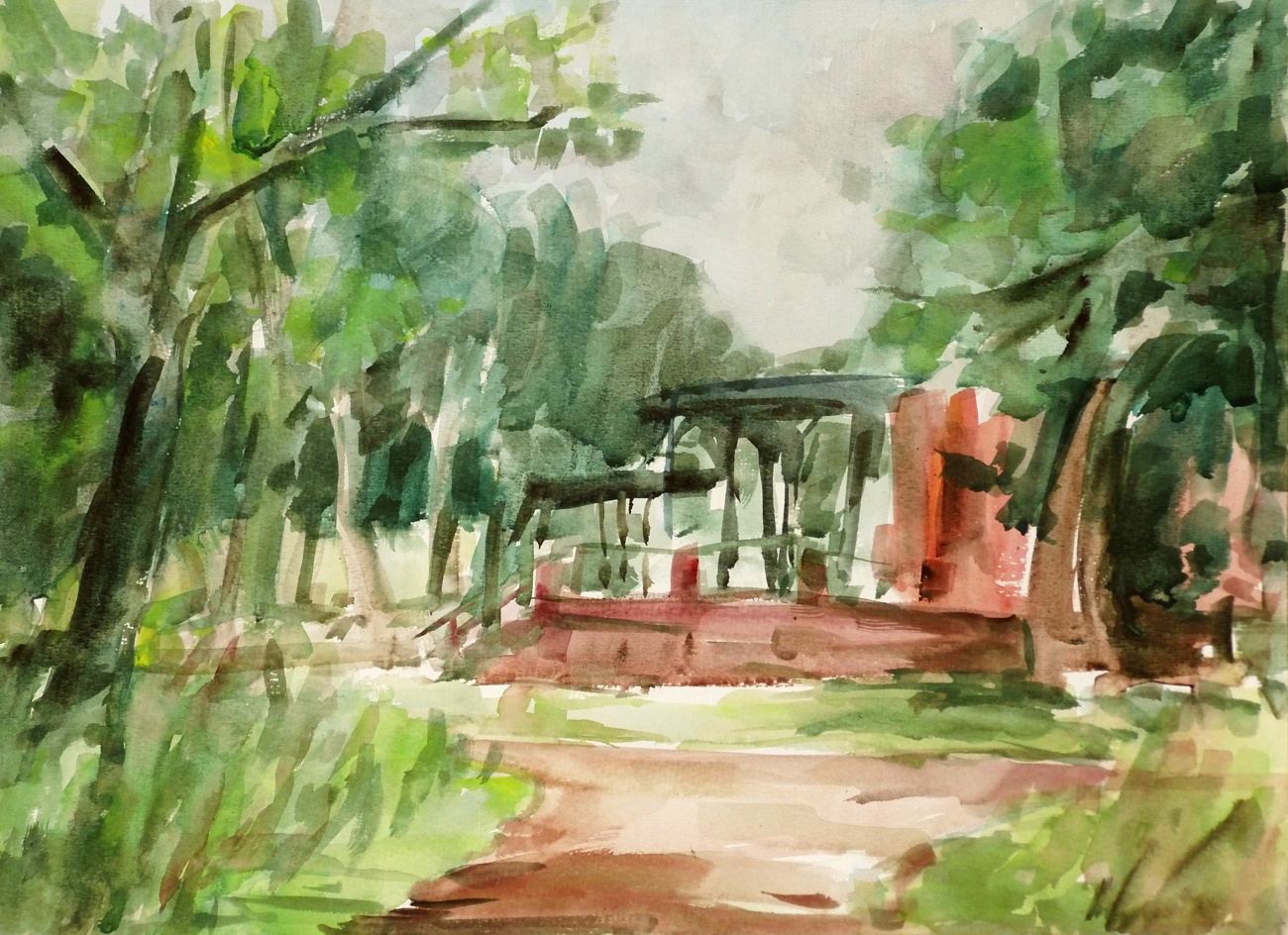24_1990-06-15_MD_Herrenkrughotel_480x360_Aquarell